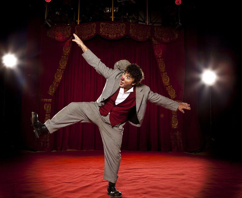 cirque knie anniversaire